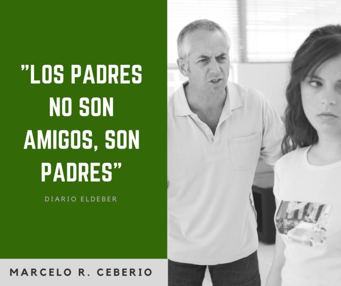 Marcelo - conferencia sobre Ser padres de adolescentes sin fracasar en el intento