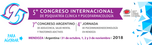 Imagen oficial del 5to Congreso - Mendoza